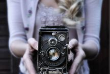 Vintage Cameras / by Christina Bentheim