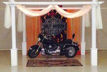 casamento moto