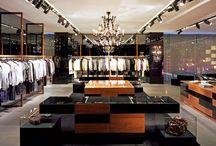 Clothe store decor