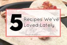 Food + Recipes