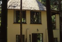 Phophonyane / Phophonyane is located in the north west of Swaziland.  It is a beautiful reserve with waterfalls and incredible birdlife. There is a variety of accommodation and the food is exceptional.