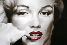 Oh Marilyn!  / by Alexis Carlson