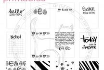 Printables_project_life