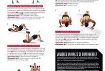 Workout allenamento