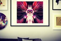 """Fine Art Prints / """"Sylph Rabbit"""" Digital Work by Adoryanti fine art prints, art, digital art, creativity, exclusive prints, prints for sale, classic prints,canvas prints, artwork, illustration, graphic design, 3D art, 3D, artist"""