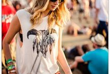 Fashion Inspired // Boho Chic / by Brianna Gamble