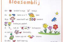 BC lente - bloemen