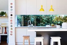 K I T C H E N / Kitchen inspiration
