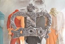 Vidriera especial algodón / by Paula Cahen D'Anvers