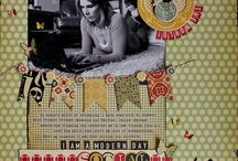 Scrapbook Addict (Scrapbooking Layouts & Ideas)
