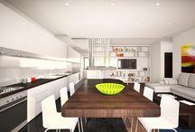 3 room apartment / Interior design