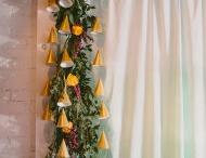 Mint + Gold Inspiration Shoot / | Design, Decor + Styling: Simply Charming Socials / Photography + Creative Direction: Paige Jones / Venue: The Brickyard / Floral Design: Gertie Mae's Floral Studio / Invitations: Charlotte Lane