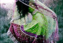 Dancer / by Karen Hickerson ~ Bohemian Babe Art
