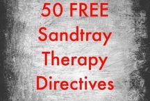 Sandtray Therapy / by Jenn Beach