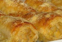 Mısırunlu çıtır börek