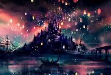 Disney & Pixar / Disney / by Erika Kimmich