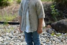 Knitting / sewing for Nana