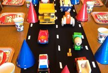 traffic birthday party