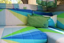 tent trailer remodel / by Donna Wyatt