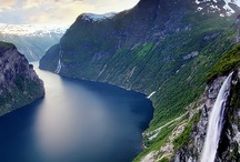Scandinavia / Norway and Sweden, past and present.