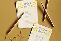 Oscar Hen Party / A glamorous hen party inspired by the Oscars