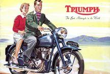 publicité Triumph
