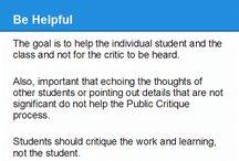 Critique - PBL