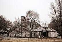 Abandoned Beauty / Abandoned homes, public and private buildings. / by Haleigh Stallworth