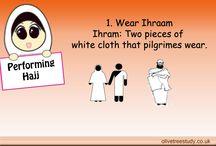 Hajj For Children / Hajj for Kids UK: Hajj is one occasion where Muslims share and sacrifice. #Hajjforkids #learnhajj