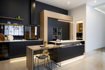 kitchen - contemporary