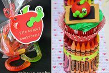 School Related Crafts / by Jennifer Belanger