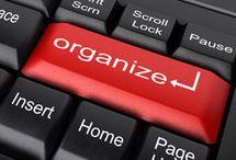 information organizing