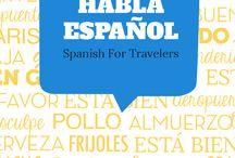 Español / Yo quiero hablar Español!
