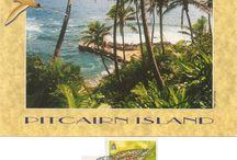 Australia and Oceania - Pitcairn Islands
