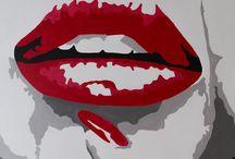 Quadri realizzati da ArtKarmy / ecco alcuni esempi di mie commissioni www.carmensenia.it