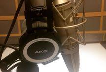 Ondas: Sound Studio / Grabaciones profesionales en nuestro Estudio con ProTools HD.