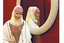 hijabi style..:) / by Asma Shaikh