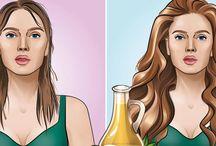 Pflege für die Haare