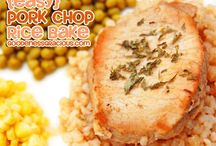 Food - Main Dishes of Pork