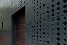 Architectural claddings / Interesting external claddings on buildings