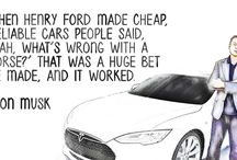 ELON MUSK QUOTES ON INNOVATION / Inspire yourself by his top quotes about the innovation and do today something to improve life on Earth no matter how small.  http://www.quotes2love.com/elon-musk-quotes-on-innovation/