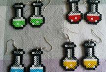 Pixels beads
