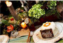 Woodland Chic Weddings