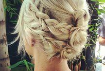 Hair, make-up, fashion
