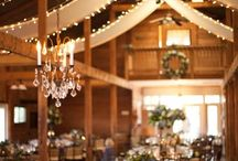 Receptions - Rustic Chic / by Tori - Platinum Elegance Weddings & Events