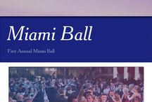 AnnualBall / Первый Русский Балл В Майами!