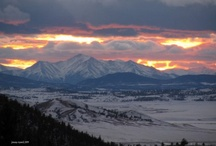 Colorado / Just where I want to be and what I want to see