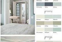 bed room colors