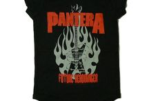 Heavy Metal Baby Clothes / Hard rockin' baby and kids wear for the 'lil metal head in your life.