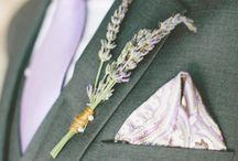 Wedding Boutonniers / wedding boutonnier ideas for grooms and groomsmen